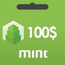 خرید گیفت کارت 100 دلاری Mint و دریافت کد بصورت آنی و آنلاین