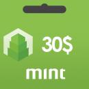 خرید گیفت کارت 30 دلاری Mint و دریافت کد بصورت آنی و آنلاین