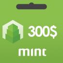 خرید گیفت کارت 300 دلاری Mint و دریافت کد بصورت آنی و آنلاین