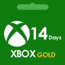 اکانت 14 روزه نامحدود ایکس باکس GOLD XBOX گلد ایکس باکس