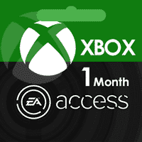 گیفت کارت ایکس باکس EA یک ماهه