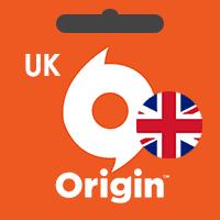 خرید اوریجین اکسس انگلیس   اوریجین پوند انگلستان   خرید EA Cash Pound