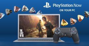 گیفت کارت پلی استیشن NOW - اکانت Psn now - اکانت Playstation now