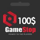 گیفت کارت 100 دلاری گیم استاپ | گیم اسپات | GameStop گیفت کارت