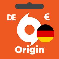 گیفت کارت 20 یورو اوریجین آلمان | گیفت کارت یورو