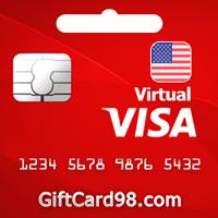 ويزا کارت فوري | ویزا کارت فوری | ویزا کارت مجازی آمریکا