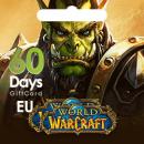 گیفت کارت wow اروپا | گیم کارت وارکرفت سرور اروپا | بلیزارد 60 روزه اروپا