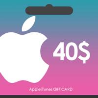 گیفت کارت اپل   گیفت اپل ای دی