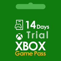 گیفت کارت گیم پس ۱۴ روزه | گیفت کارت Game Pass ۱۴ روزه تریال