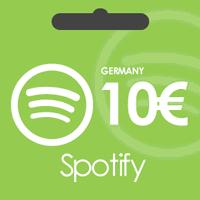 خرید یورو اسپاتیفای | Spotify یورو