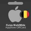 گیفت کارت اپل آیتونز 10 یورو بلژیک