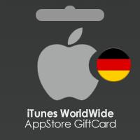 گیفت کارت اپل ایتونز آلمان German| گیفت اپل