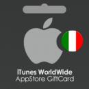 گیفت کارت اپل ایتونز ایتالیا | خرید گیفت کارت اپل