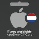 گیفت کارت اپل ایتونز هلند | گیفت اپل