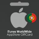 گیفت کارت اپل آیتونز 10 یورو پرتقال