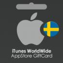 گیفت کارت اپل آیتونز 150 کرون سوئد