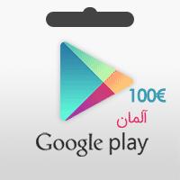 گوگل پلی یورو de گیفت کارت