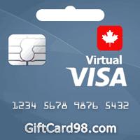 ویزا کارت کانادا | ویزا کارت مجازی کانادا
