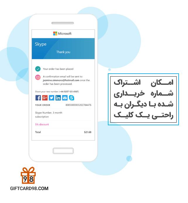 آموزش نرم افزار اسکایپ | شماره مجازی اسکایپ