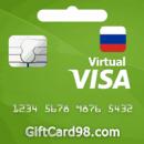 ویزا کارت روسیه | کردیت کارت روسیه