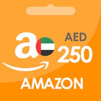 گیفت کارت امازون 250 درهم امارات
