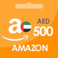خرید گیفت کارت 500 درهم امارات AMAZON AED